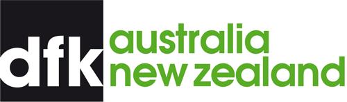 DFK Australia and New Zealand logo